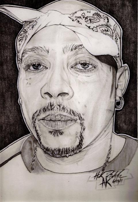 Nate Dogg by ninja_style